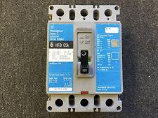 WESTINGHOUSE CIRCUIT BREAKER 100 AMP 600V 3 POLE HFD3100