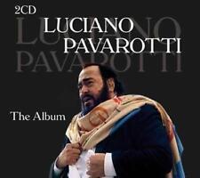 LUCIANO PAVAROTTI - The Album von Luciano Pavarotti (2015) -- 2 CD  NEU & OVP