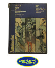 629.222-11 - Autobooks - Car Manual - Audi 100, 1969-76