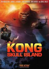 Kong: Skull Island (Dvd, 2017)
