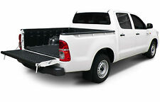 TUF DEK UTE TUB LINER OVER RAIL SUIT 09+ D22 NAVARA DUAL CAB (LONG TUB)