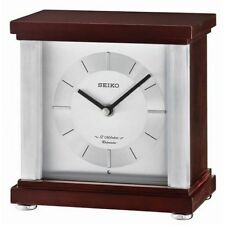 Seiko Desk, Mantel & Carriage Clocks with Chimes