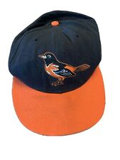 Authentic Ball Cap Baltimore Orioles Baseball Hat MLB 59/50 Cap Size 7 3/4