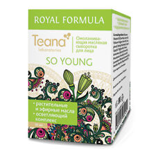 Teana SO YOUNG, Rejuvenating oil-based face serum, Royal Formula series, 30ml