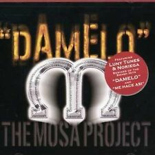 Damelo  Mosa Project  Audio CD