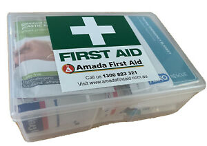 Small First Aid Kit excellent to put in your GloveboxBoat Waterproof Box