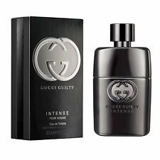 Gucci Guilty Intense by Gucci for Men - 1.6 oz EDT Spray