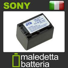 Batteria Alta Qualità per Sony DCR-SX15E