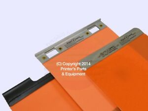 Printguard Transfer Cylinder Jacket for Heidelberg SM74 Offset, Anti marking