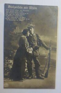 Stolzenfels am Rhein  1915 ♥ (46009)