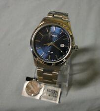 Timex Quartz Men's Watch with Blue Dial