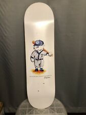 New Diamond Supply Co x Hall Of Fame Polar Bear Limited Edition Skateboard Deck
