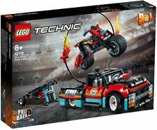 LEGO Technic 42106 Stunt-Show mit Truck und Motorrad N1/20