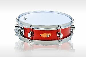 12 inch Electronic Drum / Dual Trigger / Electronic Snare Drum / Mesh Head / Red