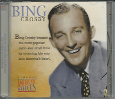 "CD ""Classic American Voices""  by Bing Crosby  - FREE SHIPPING!"