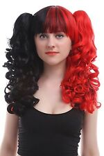 Lolita Synthetic Wigs Clip-on Ponytails Curly Wave Hairs Cosplay Wigs