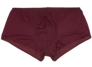 HOM - Plumes - Trunk Boxer Shorts - Burgundy