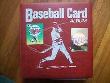 MINNESOTA TWINS HUGE SPORTS CARD LOT-- TWIN FANS DREAM COLLECTION