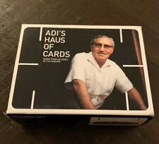 Collectible ADIDAS - Adi's Haus Of Cards