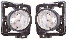 Honda Accord 2008-2011 Front Fog Light Lamp Pair Left & Right