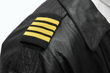 AeroPhoenix Professional Pilot Uniform Epaulets - Captain & First Officer