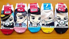 BIGBANG (BIG BANG) SOCKS - all of the other five characters - YG GD fantastic