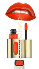 "L'Oreal Color Riche Extraordinaire Liquid Lipstick 204 Tangerine ""Hot Orange"""