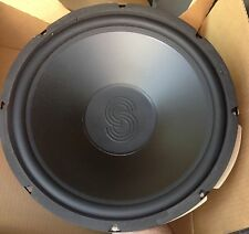 """2 NEW Old School Sherwood SS-12 12"""" Subwoofers,MADE IN THE USA,NOS,RARE,NIB"""