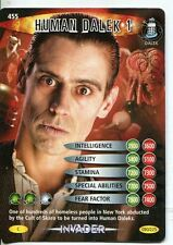 Doctor Who Battles In Time Invader #455 Human Dalek 1