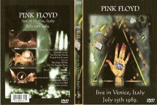 pink floyd live in italy dvd 1987 led zeppelin the who