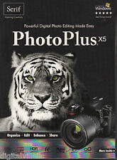 Serif PhotoPlus X5 Professional Digital Photo Editing Software with Panorama X4
