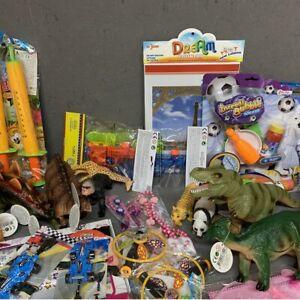 Restposten Sonderposten 10 - 15 Teile Spielzeug NEUWARE Flohmarkt Tombola TOP
