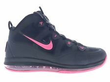 Nike Mens Air Max Uptempo Fuse 360 Size 14 New Black Pink Shoes 555103 005