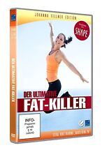 DVD - THE ULTIMATE FAT-KILLER - JOHANNA FELLNER EDITION - NEW / ORIGINAL PACKAGE