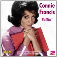 CONNIE FRANCIS - FALLIN' 2 CD NEW!