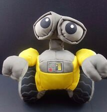 "Disney Store Exclusive 6"" Wall-E Plush Toy Swivel Head Turning Robot"