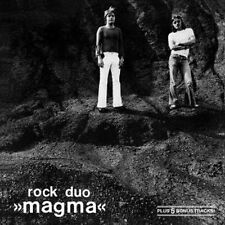 Magma: rock duo Magma (1975); + 5 bonus tracks; keyboards and Drums only, NEUF