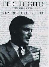 Ted Hughes - the Life of a Poet,Elaine Feinstein