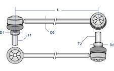 MOOG Travesaños/barras, estabilizador FIAT DOBLO FI-LS-8783