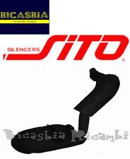 2136 - MARMITTA SITO OMOLOGATA VESPA 50 PK - PK S - PK XL - RUSH - V N FL FL2 HP