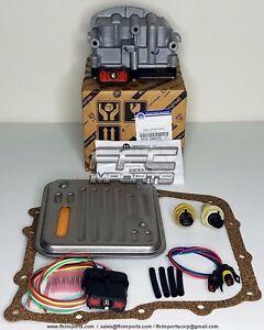 A604 40TE 41TE 41TES MOPAR Solenoid Block Filter Kit Speed Sensors Wire Harness