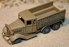 MGM 080-036 1/72 Resin WWII Japanese Isuzu 6x4 Type 94A 1.5ton Military Truck