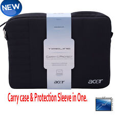 Acer 13.3'' Netbook/notebook Carry Case/Protective Sleeve with Shoulder Strap