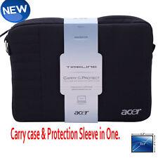 Acer 13.3'' Netbook/Notebook custodia portatile/Custodia protettiva con tracolla