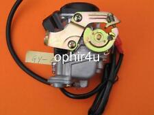 Carburetor GY6 50CC SCOOTER MOPED CARB SUNL ROKETA JCL BAJA TANK NST VIVA