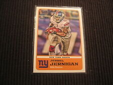 2011 TOPPS MAGIC #87 JERREL JERNIGAN ROOKIE BASE CARD  NEW YORK GIANTS