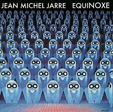 JEAN MICHEL JARRE 'EQUINOXE' (Remastered) CD (2014)