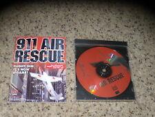 911 Air Rescue (PC Game) Near Mint