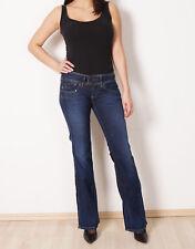 PEPE Jeans PIMLICO bootcut Femme Pantalon Stretch coup 26/32 w26 l32 darkblue #10