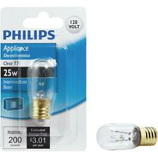 Philips T7 Intermediate Base Incandescent Appliance Light Bulb